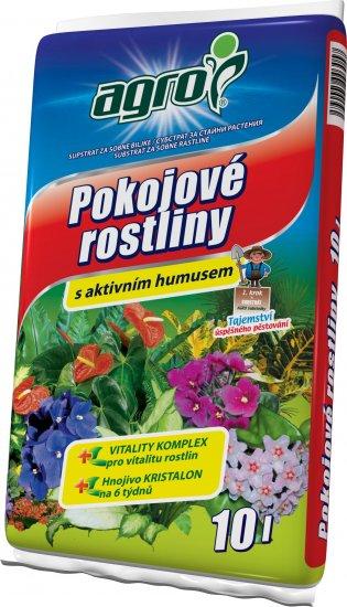 00008A-AGRO-Substrat-pro-pokojove-rostliny-10l-8594005003057