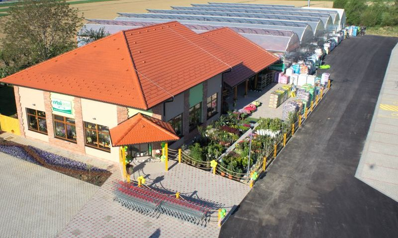 Garden center, Koprivnica