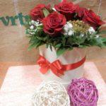 Flower-box, buketi, aranžmani, vrtići