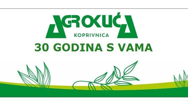 Obljetnica Agro-kuće, 30 godina poslovanja